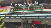 Outlet Pempek Lenggok Palembang berinovasi menuju pasar nasional, dengan produk pangan frozen food (Liputan6.com / Nefri Inge)