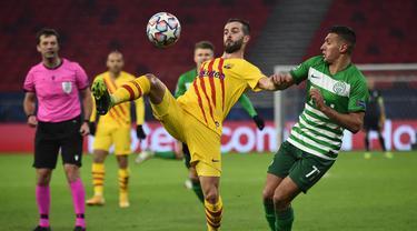 FOTO: Rapor 5 Pemain Pendatang Baru di La Liga, Miralem Pjanic hingga David Silva