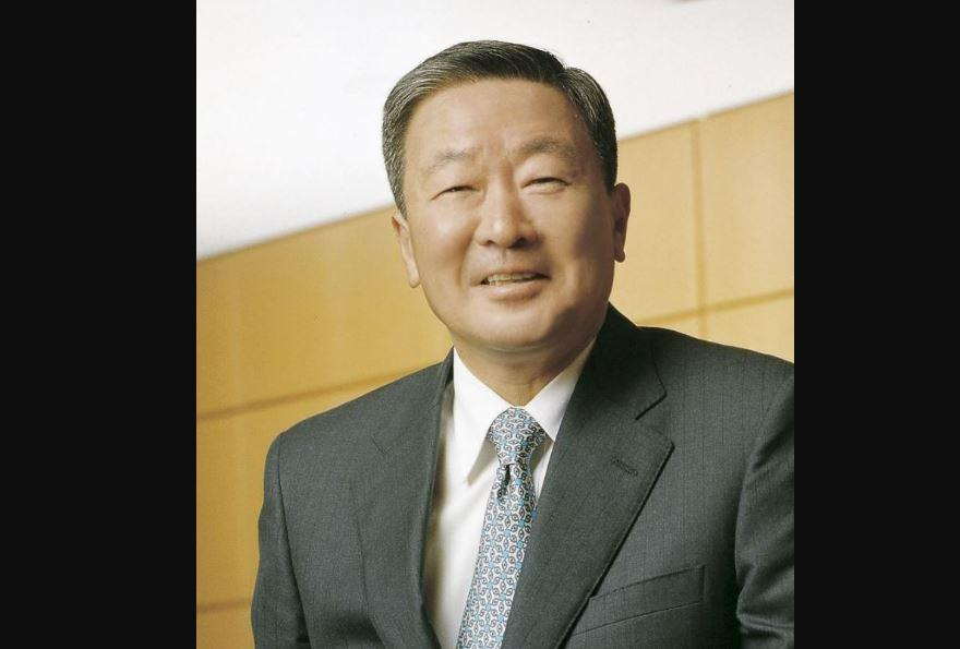 Chairman LG Koo Bon Moo. Dok: The Korea Times