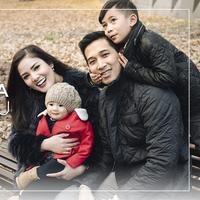 Kisah dan Rasa Syukur Nindy Ayunda Menjadi Ibu