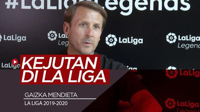 Berita video menurut legenda Gaizka Mendieta terdapat tiga tim yang tidak boleh diremehkan dan bisa membuat kejutan di La Liga pada musim 2019-2020.