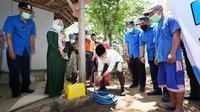 Saat ini ada 1.500 lebih masyarakat berpenghasilan rendah (MBR) mendapatkan layanan sambungan baru air bersih secara gratis yang dipasang oleh Perusahaan Umum Daerah Air Minum (PUDAM) Banyuwangi.