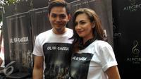 Alessia Cestaro dan suami, Ahmad Affandy. (Zulfa Ayu Sundari/Liputan6.com)