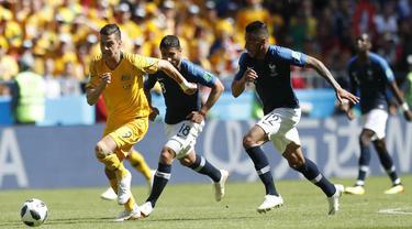 Prancis, Piala Dunia 2018, Pesta Bola 2018