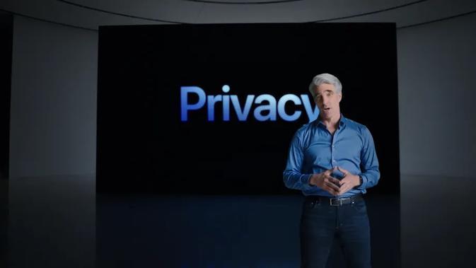 Apple tingkatkan fitur privasi Mail dan Safari di iOS 15. (Doc: Apple)
