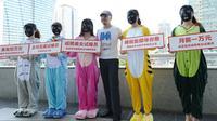 Sebuah hotel di Changsha mencari gadis-gadis yang berminat untuk menjajal tidur di berbagai hotel yang berada di Tiongkok.