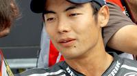 Aoyama bakal turun di GP Austin akhir pekan nanti.
