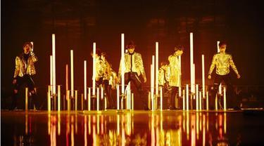 EXO Diramalkan Raih Artis Pilihan Penggemar di MAMA 2015