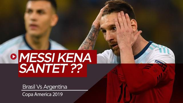 Berita Video Brasil Sukses Kalahkan Argentina di Copa America, Ramalan Dukun Peru ini Terbukti Benar