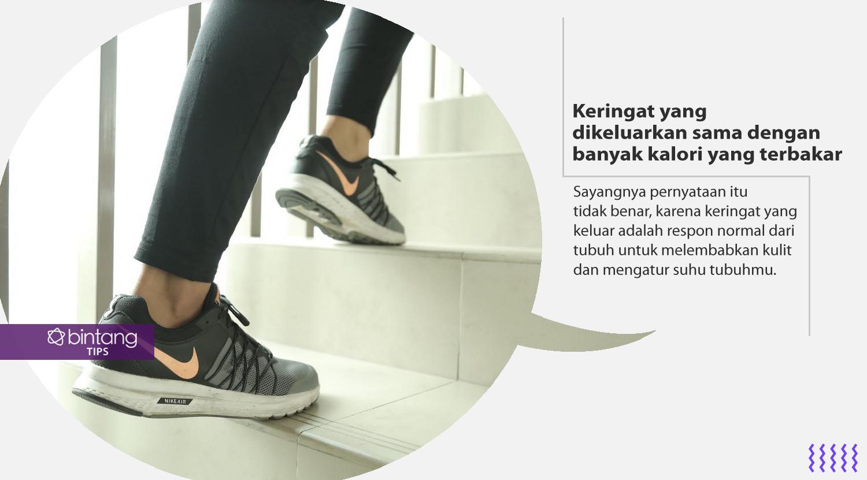 Mitos hidup sehat yang harus kamu lupakan. (Foto: Daniel Kampua, Digital Imaging: Nurman Abdul Hakim/Bintang.com)