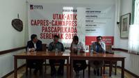 Diskusi Voxpol Center di Warung Daun, Cikini. (Merdeka.com)