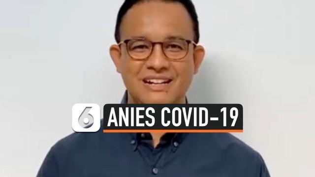Setelah dinyatakan positif terinfeksi Covid-19, Gubernur DKI Jakarta Anies Baswedan menjelaskan kronologi bagaiama ia sampai terpapar Covid-19. Penjelasan Anies diunggah di akun facebook pribadinya hari Selasa (1/12).