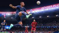 FIFA 22 siap dirilis pada 1 Oktober 2021. (Doc: EA)