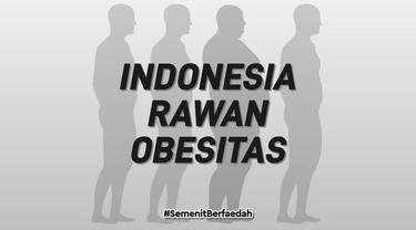 Obesitas menjadi ancaman nyata bukan hanya untuk warga dunia tapi juga warga Indonesia. Ada beberapa langkah sederhana yang bisa dilakukan untuk menghindari obesitas.