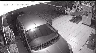 Viral Dua Hari Pasang CCTV, Warganet Ini Mendapati Penampakan Misterius