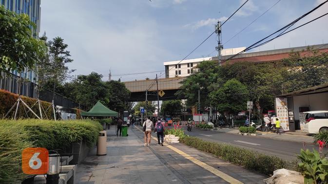 Hasil foto Redmi Note 10 (Liputan6.com/ Agustin Setyo W)