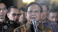 H. Prabowo Subianto Djojohadikusumo adalah seorang pengusaha, politisi, dan mantan perwira TNI Angkatan Darat.