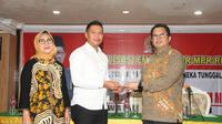 Mahyudin gembira masyarakat antusias ikut Sosialisasi Empat Pilar MPR.