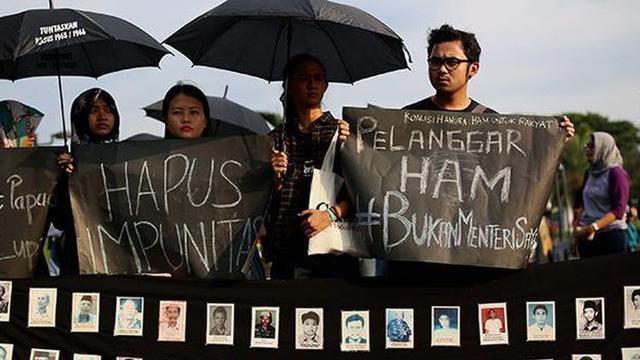 Hari Ham Sedunia 4 Kasus Pelanggaran Ham Di Indonesia Ini Tak Kunjung Dituntaskan Citizen6 Liputan6 Com