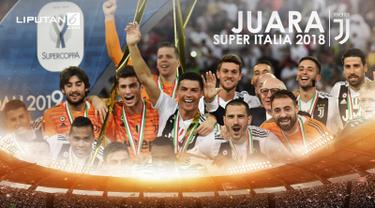 Infografis Raja Super Italia banner
