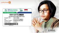 Banner Infografis Iuran BPJS Kesehatan Akan Naik 100 Persen. (Liputan6.com/Triyasni)