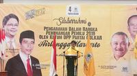 Ketua Umum DPP Partai Golkar Airlangga Hartarto (Liputan6.com / Nefri Inge)