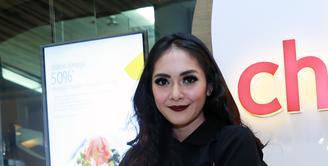 Richa Iskak ikut turut ambil bagian dalam pembuatan film 'Move On', sebuah film yang menceritakan tentang pengalaman hidup Sam Brodie. (Wimbarsana/Bintang.com)