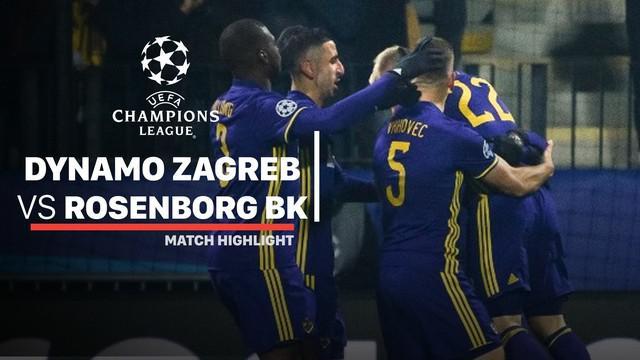 Berita video highlights playoff Liga Champions 2019-2020 antara Dinamo Zagreb melawan Rosenborg yang berakhir dengan skor 2-0, Rabu (21/8/2019).