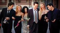 Mari kita melihat nasib Chandler, Ross, Phoebe, Rachel, dan Joey setelah 20 tahun lalu berteman di Friends.