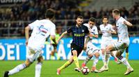 Inter Milan Vs Sampdoria (AFP/Miguel Medina)
