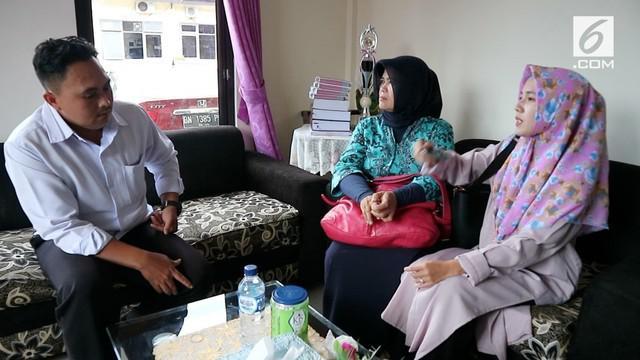 Sering cekcok, seorang suami yang juga anggota DPRD di Bangka Belitung tega menodongkan pistol pada sang istri.