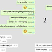 (Sumber Foto: Anggun Karo Karo/ Facebook) Berusaha jujur, hubungan pasangan ini malah kandas.