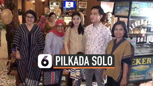 Putra Presiden Joko Widodo mengaku telah bertemu sejumlah petinggi parpol untuk memuluskan langkah pencalonan dirinya di Pilkada Solo. Namun Gibran enggan  merinci pertemuan tersebut.
