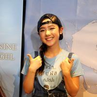 Jannine Parawie Weigel (Galih W. Satria/Bintang.com)