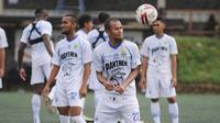Bek Persib Bandung, Supardi Nasir. (Bola.com/Erwin Snaz)