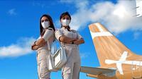 Super Air Jet merupakan maskapai baru asal Indonesia berkonsep milenial (dok; Super Air Jet)