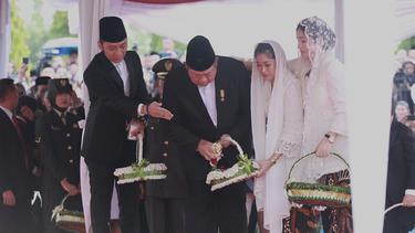 [Fimela] Prosesi Pemakaman Ani Yudhoyono