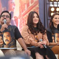 Launching film Si Doel The Movie (Nurwahyunan/bintang.com)