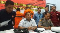 Polisi Tangkap Dua Mucikari yang Jual ABG Melalui Apliaksi Online (Amar Ola Keda/Liputan6.com)