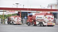 Pertamina pastikan pasokan BBM dan Gas aman 20 hari kedpan imbas kebakaran tangki di Balongan Indramayu. Foto (Istimewa)