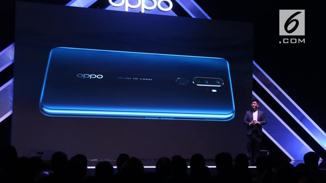OPPO A9 2020. Liputan6.com/Keenan Pasha