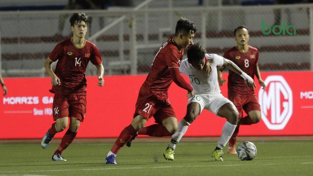Timnas Indonesia U-22 Vs Vietnam