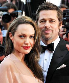 Angelina Jolie dan Brad Pitt via US Today