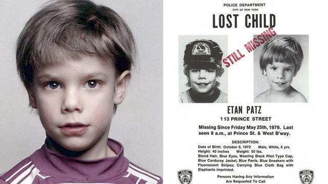 36 tahun hilang Etan Patz belum juga ditemukan
