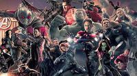 Marvel Cinematic Universe. (Marvel Studios)