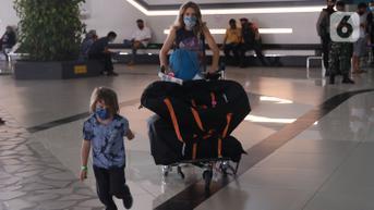 Aturan Baru, Penumpang Pesawat dari Luar Negeri Wajib Tes PCR di Bandara Soekarno-Hatta
