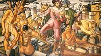 Umberto Romano, merupakan pelukis terkenal dari Italia. Namun salah satu karyanya berhasil memicu kontroversi.
