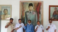 Penandatanganan kerjasama antara Asosiasi Pelaku Pariwisata Indonesia (ASPPI) dengan Asosiasi Desa Wisata Indonesia (ASIDEWI). (Dian Kurniawan/Liputan6.com)