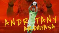 Ilustrasi - Andritany Ardhiyasa - Persija Jakarta (Bola.com/Adreanus Titus)