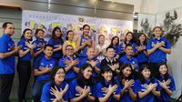 Peluncuran Tim Merpati Bali (Ist)